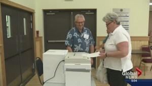 West Kelowna city hall referendum recount