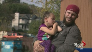 Father makes plea for return of daughter's medical equipment