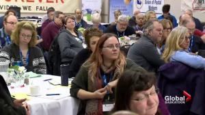 Cutting spree wrong answer for Saskatchewan's $1.2B deficit: unions