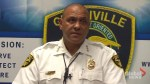 Former North Carolina police chief says he was detained at JFK airport over his name