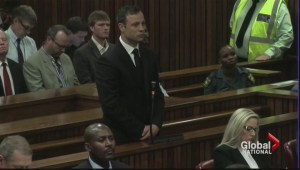 Oscar Pistorius trial: Olympian guilty of culpable homicide in Reeva Steenkamp killing