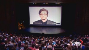 'If you don't have privacy, you don't have you,' Edward Snowden tells U of L students