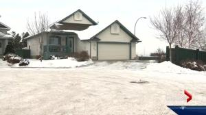 Woman shot while sleeping in west Edmonton home