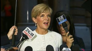 Australian FM welcomed release of Australian journalist from Egyptian jail