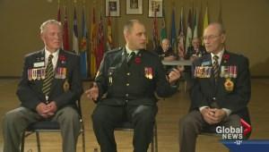 Veterans reflect on fallen comrades