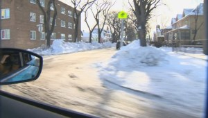 'Right now we are trapped': Winnipegger frustrated sidewalks not cleared after blizzard
