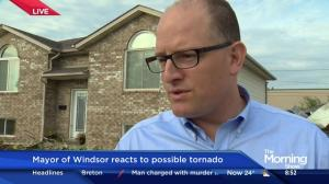 Windsor, Ont. mayor calls possible tornado 'surreal'