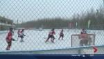 World's Longest Hockey Game underway