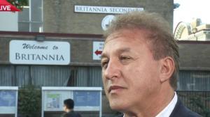 Why VSB took Britannia Secondary off school closures list