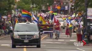 Support for Moncton's 'River of Pride' making big strides