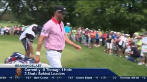 RBC Canadian Open: Staying in contention