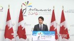 Trudeau responds to criticism over Fidel Castro statement