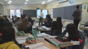 Junior Achievement program helps Calgary students prepare for financial challenges