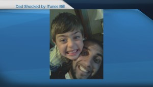 Dad shocked by $8,000 iTunes bill