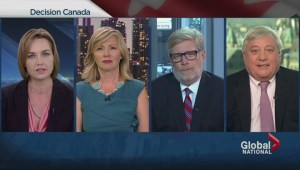 Political strategist panel weighs in on refugees, niqab