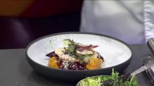 Saturday Chef: Beet salad