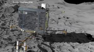 Philae Lander Facing 'Eternal Hibernation' on Comet, Says ESA