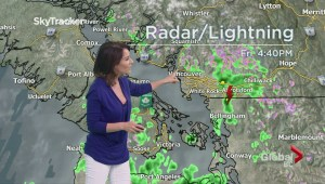 BC Evening Weather Forecast: May 12