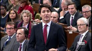 PM Trudeau responds to calls on suspending Safe Third Country Agreement