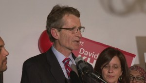 Raw: Alberta Liberal Leader David Swann Speech