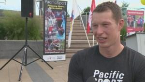 Okanagan Olympic hopefuls get hometown sendoff