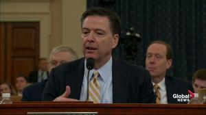 James Comey: Russia will be back in either 2020 or even 2018