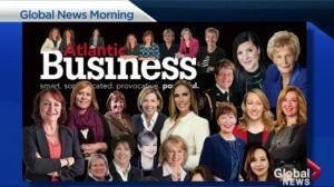 Atlantic Business Magazine – All female cover