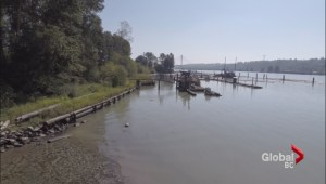 Burrard Inlet oil spill potential