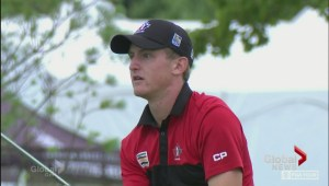 Kimberley proud of golfer Jared du Toit's performance at Canadian Open