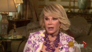 Remembering comedian Joan Rivers