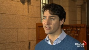 Trudeau comments on Canada's lack of peacekeeping participation