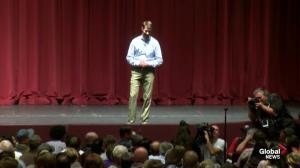 GOP Senator feels heat from raucous town hall on repeal of Obamacare