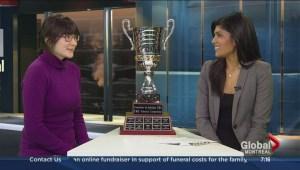 Vanier wins Robotics Cup