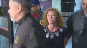 "Mother of ""affluenza"" teen fugitive arrives back in U.S."