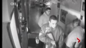 Caught on video: Violent robbery of Vancouver pot shop
