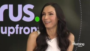 "Catching up with Famke Janssen from ""The Blacklist: Redemption"""