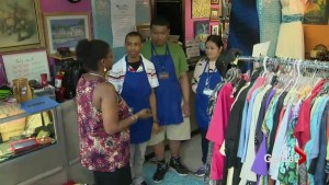 Secondhand store giving a second chance to those who need it most