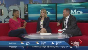 Cara says goodbye to Global Calgary