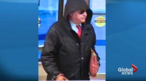 Police offering $10,000 reward for the arrest of 'well dressed' bandit