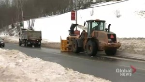 Snow removal success after Nova Scotia paralyzed by blizzard