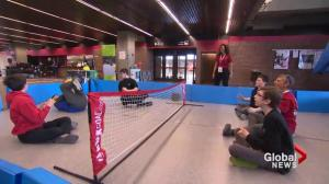 Défi sportif challenges athletes with disabilities