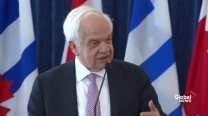McCallum praises corporate sponsors for helping relieve housing issues for Syrian refugees