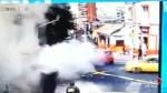 1 dead, dozens injured after blast in Bogota, Colombia