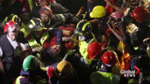 Rescue and recovery after Nepal earthquake