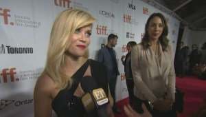 "TIFF Red Carpet: Actor Reese Witherspoon from the film ""Wild"""