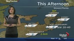 Local weather forecast: Fri. Dec. 19