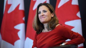 Canada willing to walk away if NAFTA talks go south