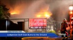 Fire claims Ledgeview Golf Club in Abbotsford