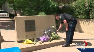 Edmonton rallies behind Const. Daniel Woodall's family and the EPS