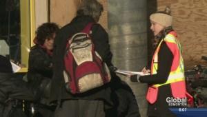 Edmonton's homeless count begins